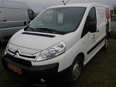 brugt Citroën Jumpy L1H1 2,0 HDi FAP Premium 125HK Van 6g