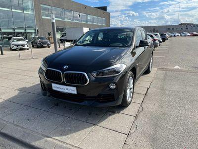brugt BMW X2 20I 2,0 Advantage SDrive Steptronic 192HK 5d 8g Aut.