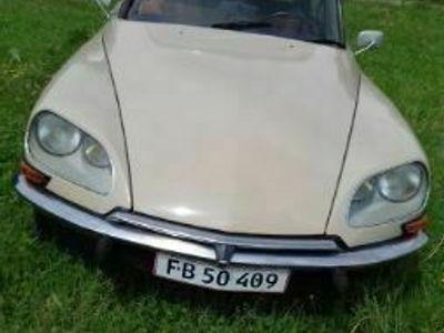 brugt Citroën DS 20