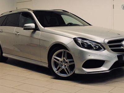 second-hand Mercedes E350 0 BlueTEC Elegance stc. aut.