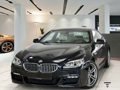 brugt BMW 650 i - 450 hk xDrive Steptronic Coupe