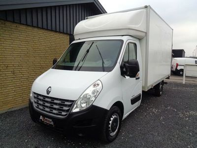 brugt Renault Master III T35 2,3 dCi 145 Alukasse m/lift L3 aut