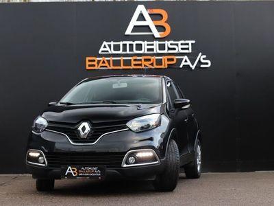 brugt Renault Captur 0,9 TCe 90 Expression Van
