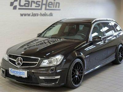 używany Mercedes C63 AMG 6,3 AMG Performance stc. aut.