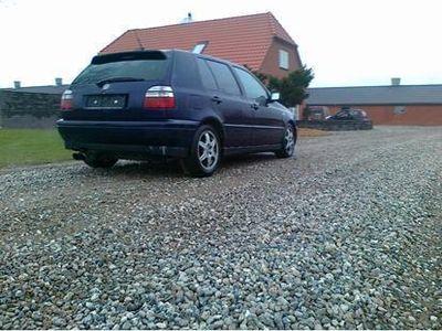 brugt VW Golf III 2,9