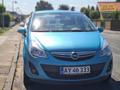 brugt Opel Corsa 1,3 2011
