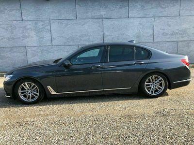 brugt BMW 750 i 4,4 xDrive aut.