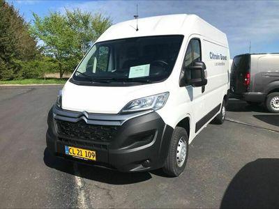 brugt Citroën Jumper 30 L2H2 2,0 Blue HDi Profline+ 130HK Van