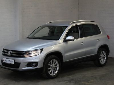 brugt VW Tiguan 1,4 TSi 160 Sport & Style BMT