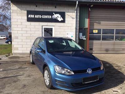 brugt VW Golf 1,2 BlueMotion TSI Trendline 105HK 5d 6g