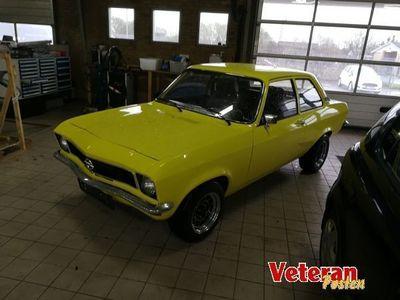 brugt Opel Ascona A