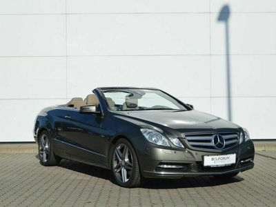 brugt Mercedes E350 E3505 CGi Avantgarde Cab. aut. BE 2d 3,5 CGi Avantgarde Cab. aut. BE 2d
