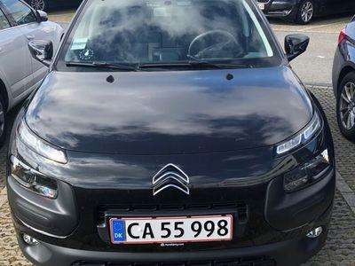 brugt Citroën C4 Cactus 1.2 PureTech 82 HK 4-DØRS MED BAGKLAP 5 Man.Pure Tech