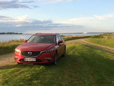 brugt Mazda 6 2,2 SW
