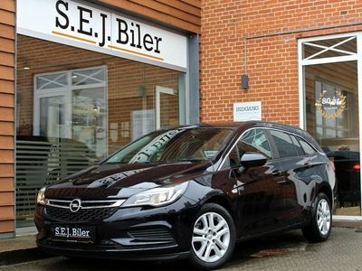 brugt Opel Astra 6 CDTi Enjoy ST 136HK 5d