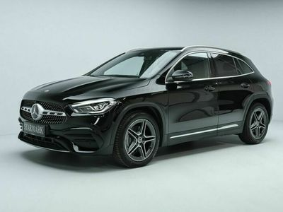 brugt Mercedes GLA220 d 2,0 AMG Line aut.
