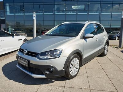 second-hand VW Polo Cross 1,4 85HK 5d