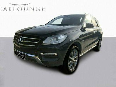 brugt Mercedes ML250 ML250BlueTEC 4MATIC - 204 hk G-TRONIC BlueTEC 4MATIC - 204 hk G-TRONIC
