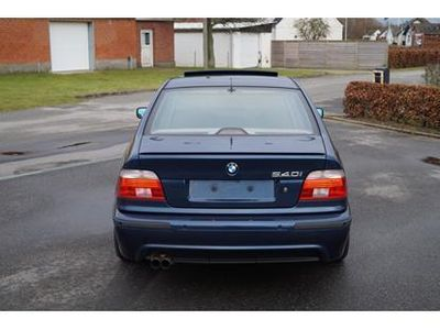 brugt BMW 540 4,4 ia v8 sedan