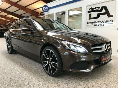 brugt Mercedes C200 BlueTEC stc. aut.