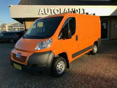 brugt Peugeot Boxer 330 2,2 HDi 130 Kassevogn L1H1