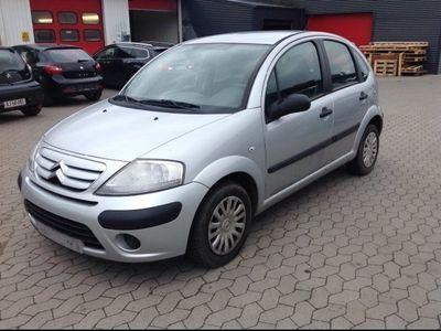 brugt Citroën C3 1,4 HDi Furio Clim