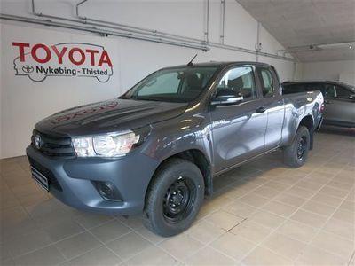 brugt Toyota HiLux Extra Cab 2,4 D-4D T1 4x2 150HK Pick-Up