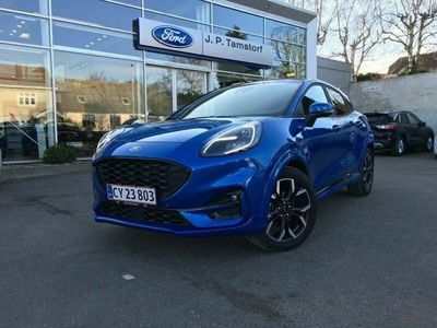 brugt Ford Puma EcoBoost ST-Line X DCT
