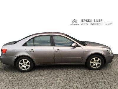 brugt Hyundai Sonata 2,0 CRDi GL 140HK