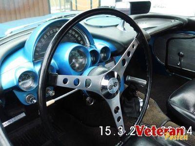 brugt Chevrolet Corvette C1 Chevrolet CORVETTE C1