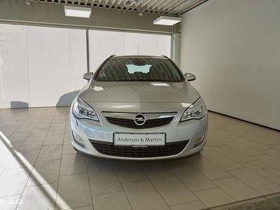 brugt Opel Astra Sports Tourer 1,7 CDTI PDF Sport 125HK Stc 6g