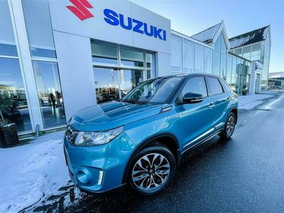 brugt Suzuki Vitara 1,6 Exclusive 120HK 5d