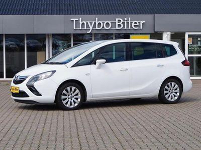 brugt Opel Zafira Flexivan 2,0 CDTI Enjoy Start/Stop 130HK Van 6g