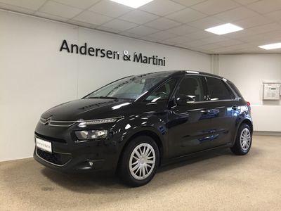 brugt Citroën C4 Picasso 1,2 PureTech Intensive start/stop 130HK 6g