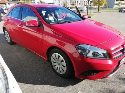 brugt Mercedes A180 CDI BE 7G-DCT