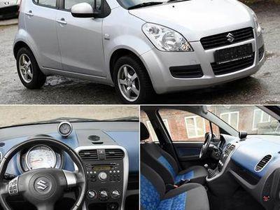 brugt Suzuki Splash 1,0 133000