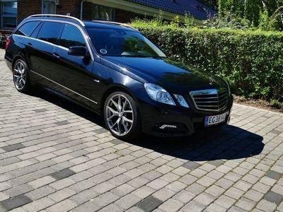 brugt Mercedes E350 CDI BE AUT.