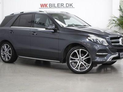 brugt Mercedes GLE350 d 3,0 aut. 4-M