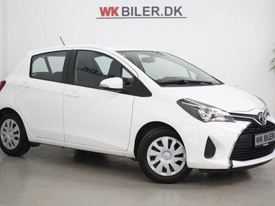 brugt Toyota Yaris 1,0 VVT-i T2