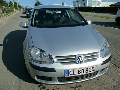 brugt VW Golf V 1,6 FSi Trendline