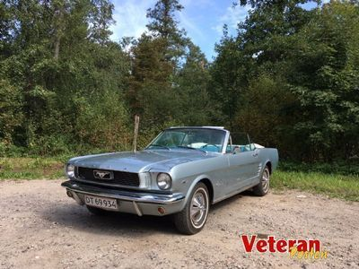 usata Ford Mustang Cabriolet