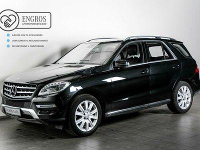 gebraucht Mercedes ML350 3,0 BlueTEC aut. 4-M