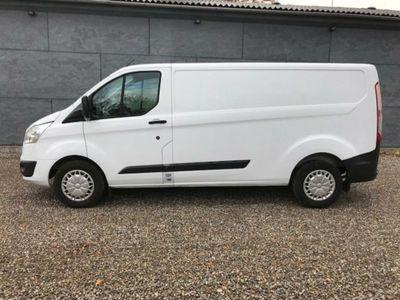 brugt Ford Custom Transit330L 2,2 TDCi 125 Trend Van