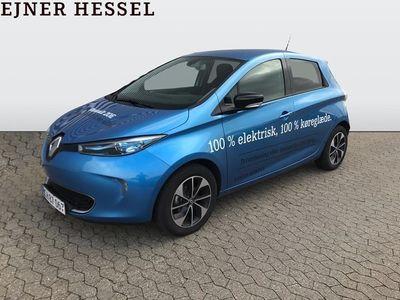 brugt Renault Zoe el 41 kWh Intens 109HK 5d Aut.
