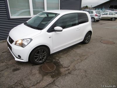 brugt Seat Mii 1,0 60 Style eco SS