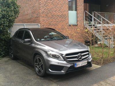 brugt Mercedes GLA250 2,0 4-Matic 7G-DCT 211HK 5d 7g Aut.