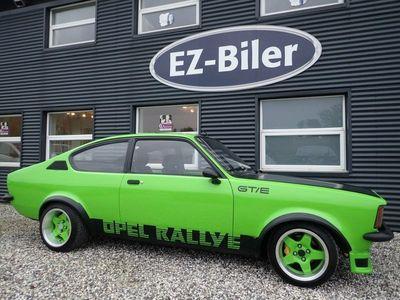 brugt Opel Kadett 2,0 E Coupe