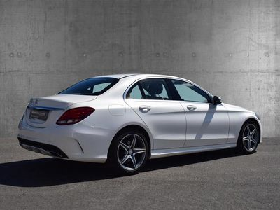 brugt Mercedes C200 2,0 184HK