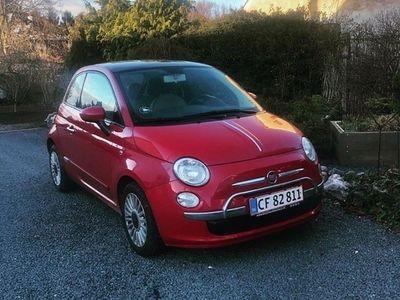 brugt Fiat 500 1,3 MJT