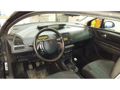 brugt Citroën C4 1,6 coupé